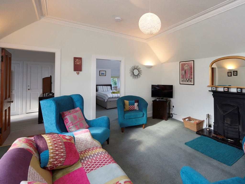 Stationmasters Living Room